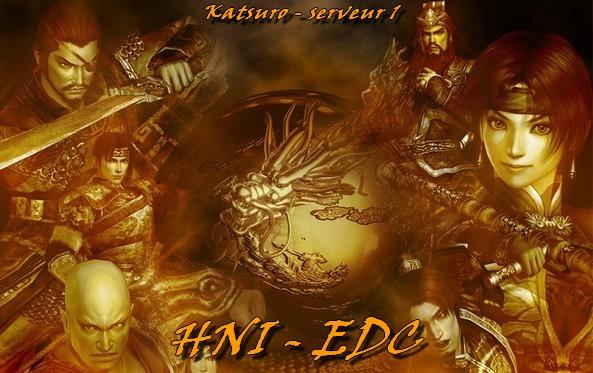Guildes Hyoho Niten Ichi ryu [HNI] et L'Esprit Du Clan [EDC]