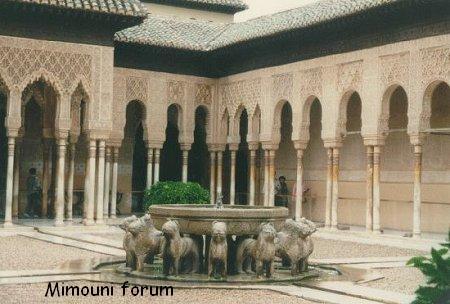 Hôtel  Espagne - Naissance et mort du Royaume Amazigh - Page 2 Mimuni-alhambra-espagne-13152b7