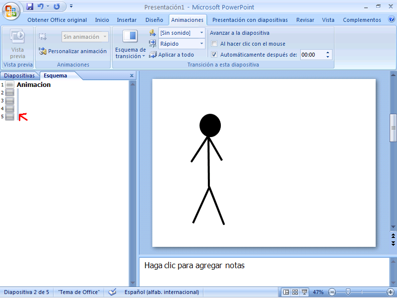 Tutorial Como hacer una animacion en PowerPoint
