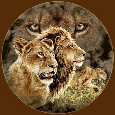 lion-lione-flora