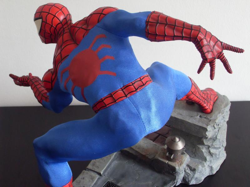 """Collection de Spider-Manu """" dernière arrivée HULK 1/4  """" Q-219675-df7d14"""