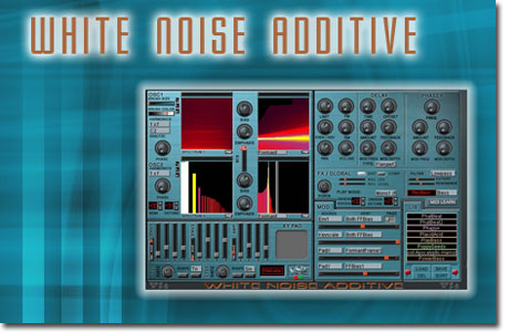 White Noise Additive Synth VSTi v1.3 Magesy.eu