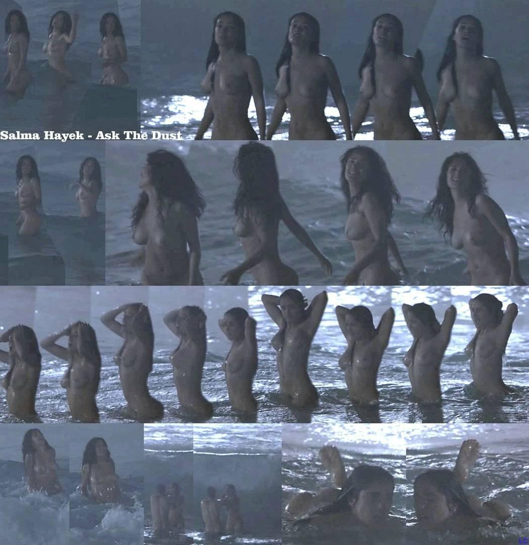 Salma hayek fully nude