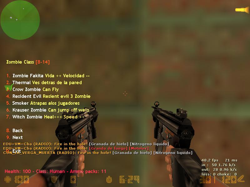 descargar counter strike 1.6 zombie plague