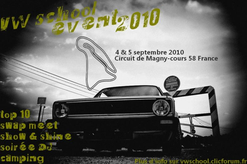58 vw school event 2010 for Garage seat chateauroux