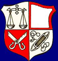 Blason de la Guilde des Tisserands Blason-tisserand-1686b81