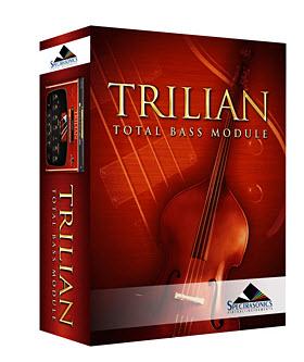 Spectrasonics Trilian VSTi AU RTAS PC MAC-AiRISO