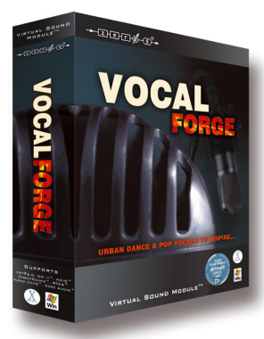 Zero-G Vocal Forge VSTi DXi RTAS AU HYBRiD DVDR