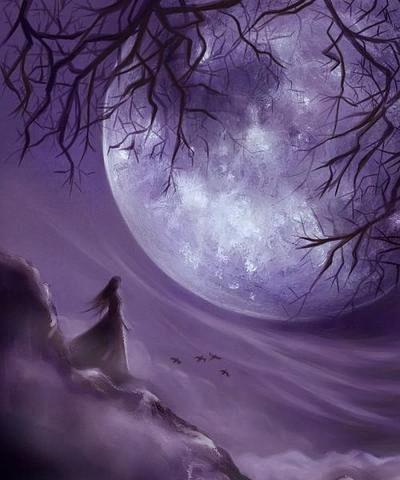 belle-image-mauve-femme-lune-flora